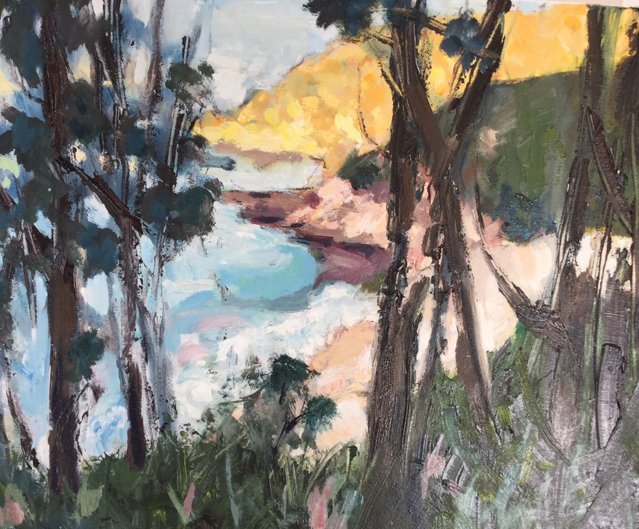 Australia, New South Wales. Sold