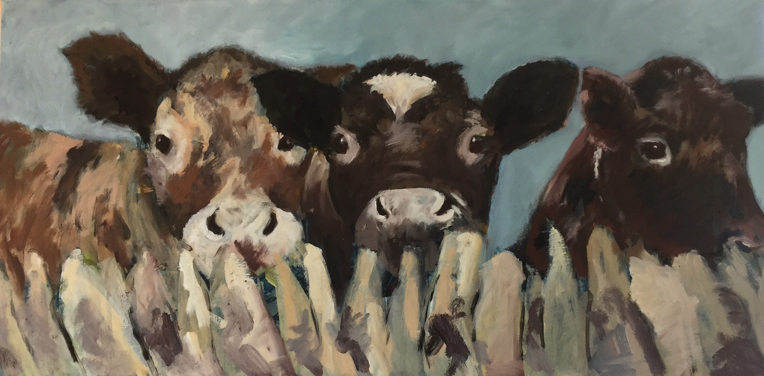 Cattle, Oils. Sold