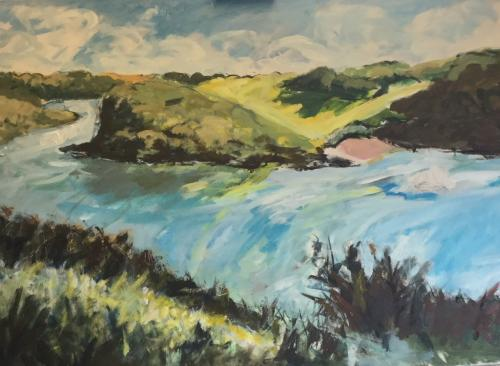Study for commission - Wembury
